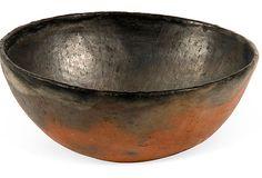 Anasazi Pottery Bowl At Architectural Salvage