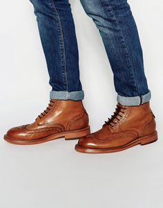 H By Hudson, Budapester boots #shoes #boots