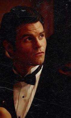 The Vampire Diaries and The Originals ... Daniel Gillies as Elijah Mikaelson