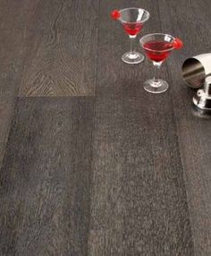 Atkinson & Kirby Concept Elite Engineered Pewter Oak Floor Double Brushed Hardwax Oiled