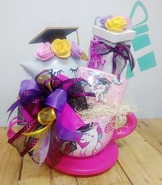 Candy Trees, Chocolate Bouquet, Diy Bouquet, Mom Day, Goodie Bags, Gift Baskets, Ideas Para, Diy And Crafts, Balloons