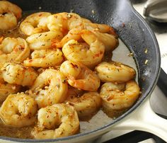 Fat Tuesday Feast: Easy Cajun Shrimp Skillet - foodista.com