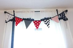 Project Nursery - White Vintage Boy Airplane Nursery Banner