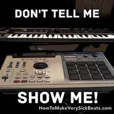 Consider: It's hard 2 convince someone of ur skills if all u do is talk about it  #WednesdayWisdom #Youtuber #Musician #MusicProducer #BeatMaker #Boombap #Sampling #Hiphopbeats #MPC2000XL #microkorg #akaipro