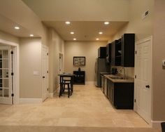 The Elements You Need For The Perfect Finished Basement