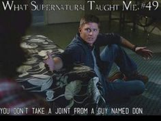 Submitted by: allegedlyolivia Supernatural Facts, Supernatural Baby, Jensen Ackles, Winchester Boys, Guy Names, Super Natural, Destiel, Superwholock, Paranormal
