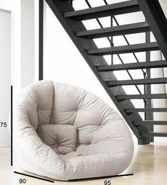 Jolting Tips: Futon Mattress Furniture futon couch reading nooks.Futon Beds Home. Futon Diy, Futon Bedroom, Futon Chair, Futon Mattress, Leather Futon, Modern Bean Bag Chairs, Clothes Crafts, Decoration Crafts, Houses