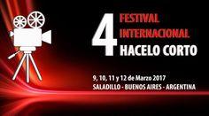 El espejo humano forma parte de la Sección Oficial del V Festival Hacelo Corto que se celebrará en Buenos aires del 9 al 12 de Marzo del 2017.    Festival Internacional Hacelo Corto  El FESTIVAL INTERNACIONAL HACELO CORTO nace desde la necesidad de contar con un nuevo espacio de proyección y difusión de nuestro cine nacional en el centro de la provincia de Buenos Aires.   La propuesta comenzó como una muestra en la cual se proyectaban los cortometrajes realizados en diversas localidades de…