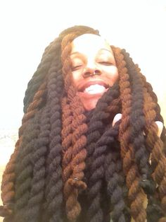 about Crochet Jumbo Havana/Rope/Yarn Twist on Pinterest Crochet ...