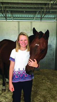 Kit Ferguson: Equestrian - Tulsa Kids - August 2017 - Tulsa, OK