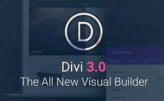 Elegant Themes Divi Builder is a WordPress plugin being developed by Elegant Themes. Elegant Themes Divi Builder gives you the freedom to explore - Wordpress Video Theme, Premium Wordpress Themes, Wordpress Plugins, Ecommerce Solutions, Time Design, Learn To Code, Science, Web Development, Web Design
