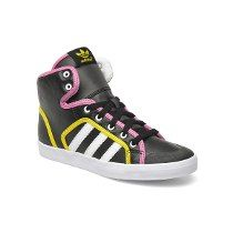 Botitas Adidas Originals Honey Hoop W Cuero