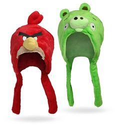 Angry Birds Plush Hats $19.99