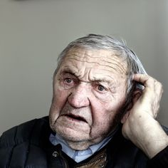 """my grandpa"" by Coroiu Octavian -""My grandpa at his 90 years""."