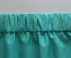 A casing is a hollow channel that holds elastic. It's a quick way to cinch in and finish a skirt, shorts, or pant top without making a separate waistband. Learn how to make one!   Here's how: