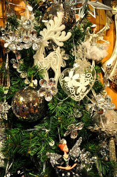 Classy ornaments