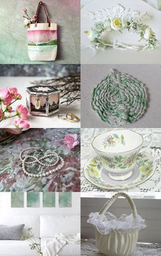 TENDER JUNE  by Lunamen on Etsy--Pinned+with+TreasuryPin.com