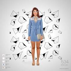 Traje de moda hecho por Jennifer usando ropa de New Look, Moda Operandi, Maurices, Call It Spring, AllSaints UK. Estilo hecho en Trendage