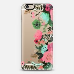 @casetify sets your Instagrams free! Get your customize Instagram phone case at casetify.com! #CustomCase Custom Phone Case | Casetify | Graphics | Painting | Transparent  | Plum Street Prints