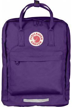 Fjallraven Kanken Big Backpack Purple - Fjallraven Kanken #kanken #backpack #backtoschool