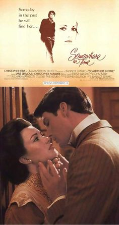 Somewhere in Time (1980) starring Christopher Reeve & Jane Seymour