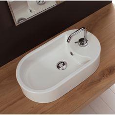 Bathroom Sink, Scarabeo 8093