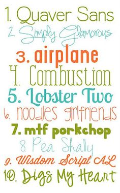 Cute Free Fonts and Printables and Backgrounds, Scrapbooking stuffs