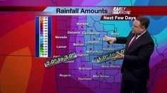 Turning wetter through the holiday weekend | Weather  - Home