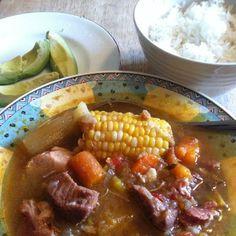 AJIACO CUBANO RECIPE | Ajiaco ~ Cuban Stew