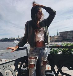 Imagen de fashion, girl, and style Cool Outfits, Summer Outfits, Casual Outfits, Ft Tumblr, Foto Casual, Look Here, Poses, Well Dressed, Passion For Fashion