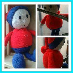 Muñeco Pinki