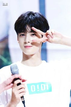 < A s t r o > Eunwoo is such a cutie ; Cha Eun Woo, Korean Celebrities, Korean Actors, Cha Eunwoo Astro, Lee Dong Min, Astro Fandom Name, Pre Debut, Sanha, Kpop Boy