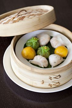 Start your evening with our hot Chinese Dim Sum