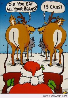 New christmas funny picture