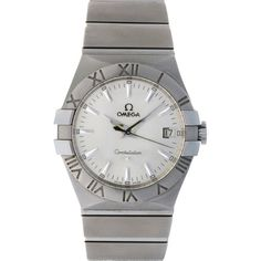 OMEGA CONSTELLATION #12310356002001 (2011 B+P) Omega Constellation, Pre Owned Watches, Breitling, Luxury Watches, Constellations, Omega Watch, Rolex, Buy And Sell, Stuff To Buy