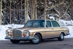 1972 #Mercedes 280SE 4.5 #MercedesBenzofHuntValley