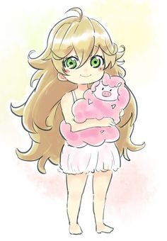 甘々と稲妻 Anime Character Drawing, Kid Character, Amaama To Inazuma Manga, Wallpaper Gallery, Os Wallpaper, Sweetness And Lightning, Anime Eyes, Manga Characters, I Love Anime