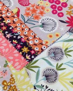 print & pattern - Dashwood / Brie Harrison  | via Kath ✽ Wren