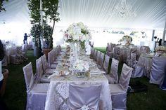 Table decor -  Keith Cephus Photography