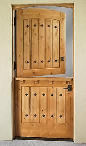 I've always wanted a door like this