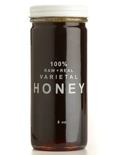 Buckwheat Honey - Raw Honey
