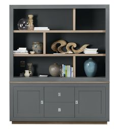 Opbergkast MARINGA 10211321 Decor, Wood, Furniture, House, Bookcase, Home, Home Center, Shelving, Home Decor