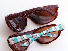 Customize your sunglasses - two ways! ~ Mod Podge Rocks!