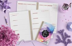 Get organized for the new year with a DATED planner from Gotcha Covered Notebooks. It is the ultimate planning system to stay organized and achieve your goals. Contact them today at customerservice@gcnotebooks.com. Made in the U.S.A and ships next business day. {Sponsored}