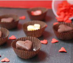 Dark Chocolate Fruit Hearts Tutorial {click link for FULL tutorial}