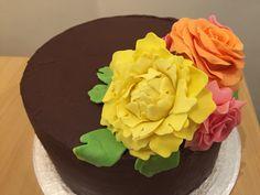Chocolate Birthday cake for me!