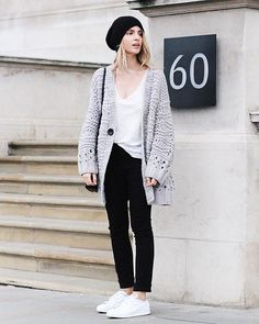 Conheca essa fashionista super básica mas mega estilosa