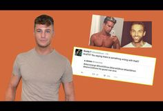 Geordie Shore's Scotty T Had The Best Reaction To Being Called 'The Gayest Man Alive' | MTV UK
