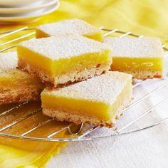 Fresh Lemon Bars