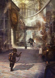 LiKStudios Concept Art and Illustration